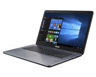 """Nešiojamas kompiuteris Asus X705UA 17.3"""" FHD 4417U 4GB 1TB+128GB SSD Windows 10"""
