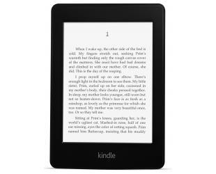 """Elektroninė knygų skaityklė AMAZON Kindle Paperwhite 3 6"""" HD, juoda"""