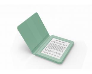 Elektroninė knygų skaityklė BOOKEEN Saga 6'' touch 8GB, žalia