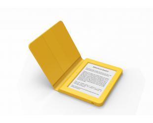 Elektroninė knygų skaityklė BOOKEEN Saga 6'' touch 8GB, geltona