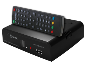 Imtuvas TV STAR T2-517 HD