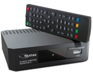 TV imtuvas eSTAR DVB-T2 516
