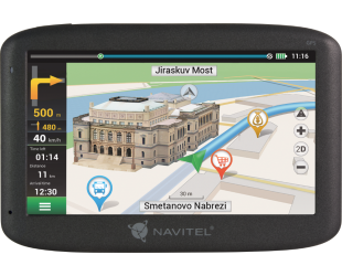 GPS navigatorius NAVITEL F300