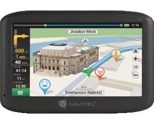 GPS navigatorius NAVITEL E500