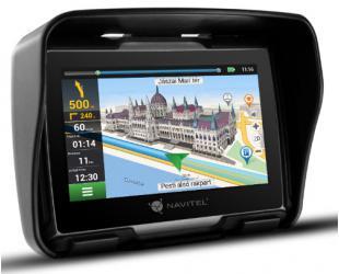 GPS navigatorius NAVITEL G550 MOTO
