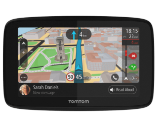 GPS navigatorius TomTom Go 520 World