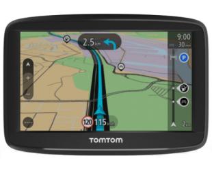 GPS navigatorius TomTom Start 42