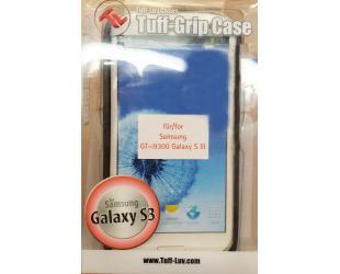 Dėklas TUFF LUV Galaxy S3 west, juodas