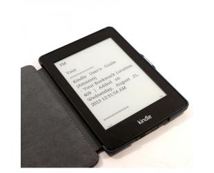 Dėklas Amazon Kindle Paperwhite, mėlynas