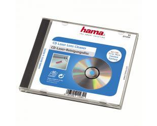 CD/DVD/BR įrenginių valymo diskas HAMA