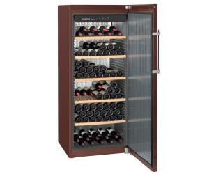 Vyno šaldytuvas LIEBHERR  WKt 4551 GrandCru    165cm; 201but.