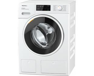 Skalbimo mašina  MIELE  WSI 863 WCS White Edition, 64 cm gylio