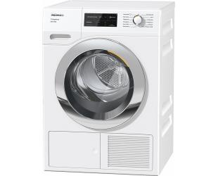 Džiovyklė MIELE  TEJ 675 WP XL WiFi  Chrome Edition, 64 cm gylio
