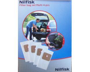 Dulkių siurblio maišeliai NILFISK Multi 107402336
