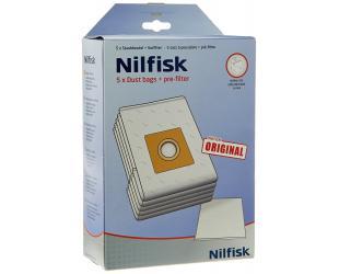 Dulkių siurblio maišeliai NILFISK GM 200 81846000