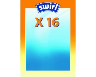 Dulkių siurblio maišeliai SWIRL X16/5 MP1