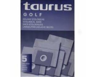 Dulkių siurblio maišeliai TAURUS 999046 Golf
