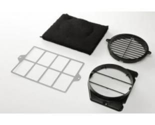 Gartraukio anglies filtras ELICA KIT0037910