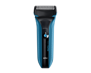 Barzdaskutė BRAUN WF2S, mėlyna