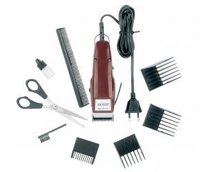Plaukų kirpimo mašinėlė MOSER 1400-0278 ruda/pilka, rinkinys