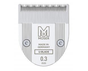 Kerpamoji galvutė MOSER 1584-7280 U-Blade