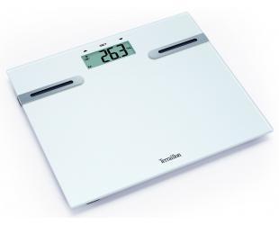 Svarstyklės TERRAILLON 14660 Tracker, kūno analizatorius, KMI, 150kg /100g.