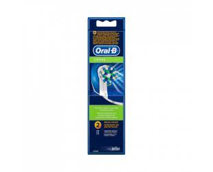 Dantų šepetėlio antgaliai ORAL-B EB 50-2