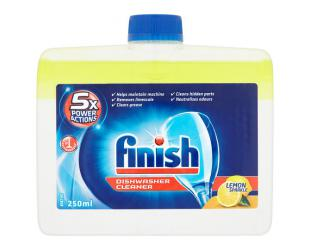 Nuosėdų valiklis indaplovei FINISH Cleaner Lemon 250ml