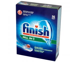 Indaplovių tabletės FINISH Allin1 Powerball Regular