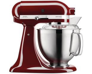 Plakiklis KITCHENAID 5KSM185PSECM Artisan Exclusive