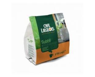 Kavos pagalvėlės CAFE LIEGEOIS Subtil Regular, 18 vnt.