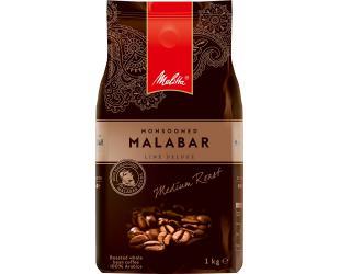 Kavos pupelės MELITTA Mansooned Malabar, 1kg.