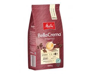 Kavos pupelės MELITTA BellaCrema Intenso 1kg.
