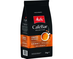 Kavos pupelės MELITTA CafeBar Crema Intense 1kg.