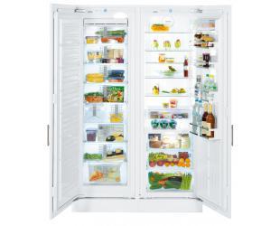 Įmontuojamas šaldytuvas LIEBHERR SBS 70I4