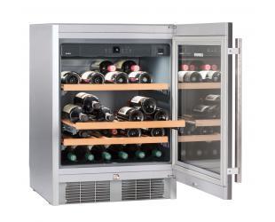 Įmontuojamas vyno šaldytuvas LIEBHERR UWKes 1752