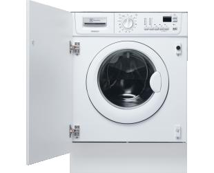 Įmontuojama skalbyklė-džiovyklė ELECTROLUX EWX147410W