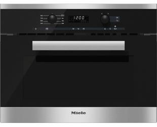 Mikrobangų krosnelė  MIELE M 6260 EDST/CS