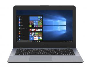 Asus VivoBook Series, X442UA-FA054T, CPU i5-7200U, 2500 MHz, 14'', 1920x1080, RAM 6GB, DDR4, SSD 256GB, Intel HD graphics 620, Integrated, ENG/RUS, Windows 10 Home, Dark Grey, 1.9 kg, 90NB0FJ2-M00640