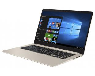 Asus VivoBook Series, S510UN-BQ069T, CPU i7-8550U, 1800 MHz, 15.6'', 1920x1080, RAM 8GB, DDR4, HDD 1TB, 5400 rpm, SSD 256GB, NVIDIA GeForce MX150, 2GB, ENG, Windows 10 Home, Gold, 1.5 kg, 90NB0GS1-M02060