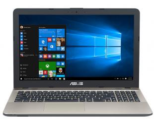 Asus VivoBook Series, X540NA-GQ008T, CPU N4200, 1100 MHz, 15.6'', 1366x768, RAM 4GB, DDR3, HDD 500GB, 5400 rpm, Intel HD Graphics, Integrated, ENG, Windows 10 Home, Chocolate Black, 2 kg, 90NB0HG1-M00300