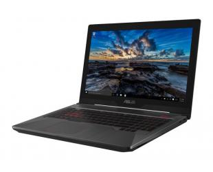 Asus FX503VD-E4023T, CPU i5-7300HQ, 2500 MHz, 15.6'', 1920x1080, RAM 8GB, DDR4, 2400 MHz, HDD 1TB, 5400 rpm, Nvidia GeForce GTX 1050, 4GB, ENG, Windows 10 Home, Black, 2.2 kg, 90NR0GN1-M00810