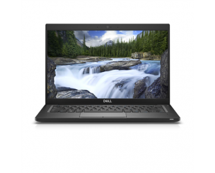 "Nešiojamas kompiuteris Dell Latitude 7390 Black 13.3"" FHD i5-8350U 8 GB 512GB SSD Windows 10 Pro"