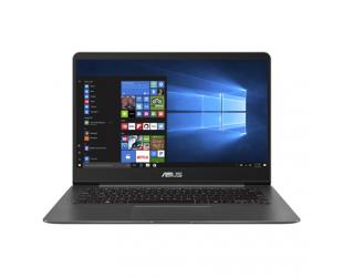 """Nešiojamas kompiuteris Asus ZenBook UX430UA Grey 14"""" FHD IPS i5-8250U 8 GB 256GB SSD Windows 10 Pro"""