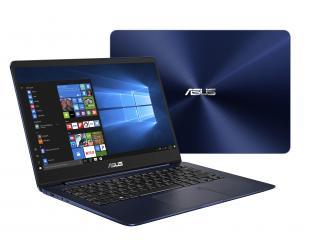 """Nešiojamas kompiuteris Asus ZenBook UX430UA Blue 14"""" FHD IPS i7-8550U 8 GB 512GB SSD Windows 10 Pro"""