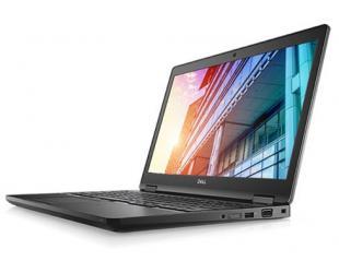 "Nešiojamas kompiuteris Dell Latitude 5591 Black 15.6"" FHD IPS i5-8400H 8 GB 256GB SSD Windows 10 Pro"