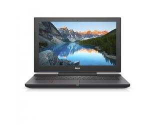 "Nešiojamas kompiuteris Dell G5 15 5587 Black 15.6"" FHD IPS i7-8750H 8 GB 1TB +128GB SSD NVIDIA GeForce 1050 Ti 4GB Linux"