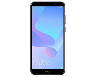 """Išmanusis telefonas HUAWEI Y6 2018 5.7"""" 16 GB, juodas"""