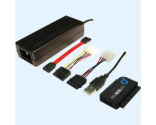 """USB adapteris Logilink Adapter USB 2.0 to IDE and SATA (2.5"""" and 3.5"""")"""