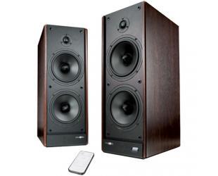 Kolonėlės Microlab SOLO7C Speaker type 2.0, 3.5mm, Black/Dark Wood, 110 W